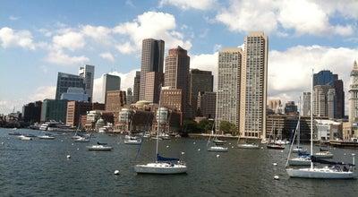Photo of Harbor / Marina Boston Harbor at Harbor, Boston, MA, United States