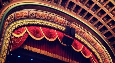 Photo of Theater The Florida Theatre at 128 E Forsyth St, Jacksonville, FL 32202, United States
