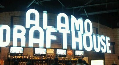Photo of Indie Movie Theater Alamo Drafthouse Westlakes at 1255 Sw Loop 410, San Antonio, TX 78227, United States