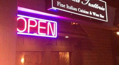Photo of Italian Restaurant Antica Trattoria at 5654 Lake Murray Blvd, La Mesa, CA 91942, United States