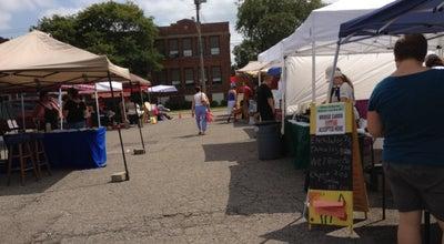 Photo of Farmers Market Allen Street Farmer's Market at 1619 E Kalamazoo St, Lansing, MI 48912, United States