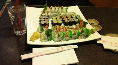 Photo of Sushi Restaurant Fuji Japanese Restaurant at 200-8706 Franklin Ave, Fort McMurray, Al, Canada