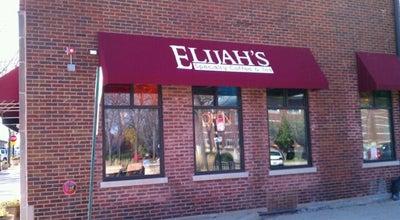 Photo of Coffee Shop Elijah's Specialty Coffee & Tea at 111 E 1st St, Elmhurst, IL 60126, United States