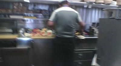 Photo of Restaurant Tom's Famous Hamburgers at 3505 Tweedy Blvd, South Gate, CA 90280, United States