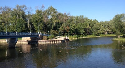Photo of Park Island Park at Elkhart, IN, United States