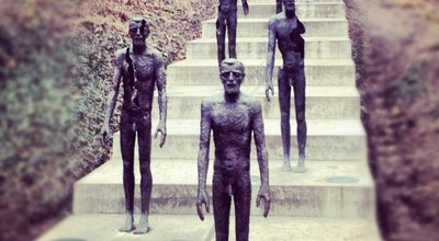 Photo of Outdoor Sculpture Pomník obětem komunismu | The Memorial to the Victims of Communism at Újezd, Praha 149 00, Czech Republic