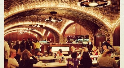 Photo of Seafood Restaurant Grand Central Oyster Bar & Restaurant at 89 E. 42nd St, New York, NY 10017, United States