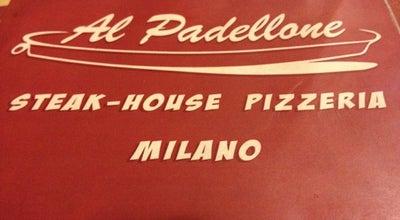 Photo of Steakhouse Al Padellone at Via Baldinucci 96, Milano 20158, Italy