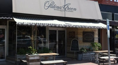 Photo of Cafe Patina Green at 116 N Tennessee St, McKinney, TX 75069, United States