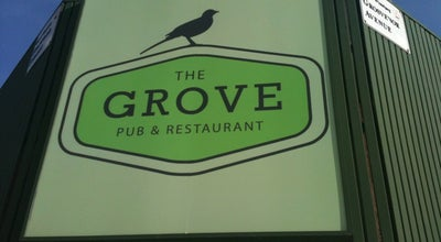 Photo of Gastropub The Grove Pub & Restaurant at 164 Stafford St, Winnipeg, MB R3M, Canada