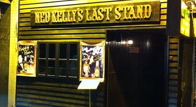 Photo of Pub Ned Kelly's Last Stand at 11a Ashley Rd, Tsim Sha Tsui, Hong Kong