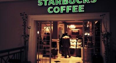 Photo of Coffee Shop Starbucks at Centro Comercial Galerías, San Salvador, El Salvador