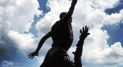 Photo of Monument / Landmark Michael Jordan Statue at United Center, Chicago, IL 60612, United States
