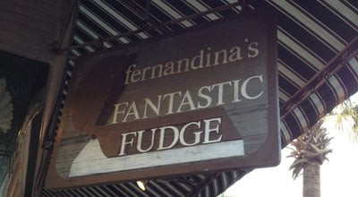 Photo of Ice Cream Shop Fernandina's Fantastic Fudge at 218 Centre St, Fernandina Beach, FL 32034, United States