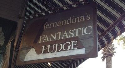 Photo of Ice Cream Shop Fernandina's Fantastic Fudge at 218 Centre St, Fernandina Beach, FL 32034, United States