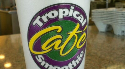 Photo of Sandwich Place Tropical Smoothie Cafe at 4276 Northlake Blvd, Palm Beach Gardens, FL 33410, United States