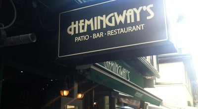 Photo of Restaurant Hemingway's at 142 Cumberland St., Toronto, ON M5R 1A8, Canada