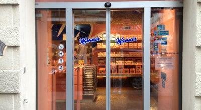 Photo of Candy Store Manner Store at Stephansplatz, Wien, Austria