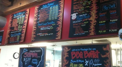 Photo of BBQ Joint Sweet Lucy's Smokehouse at 7500 State Rd, Philadelphia, PA 19136, United States
