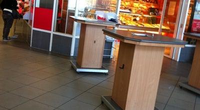 Photo of Bakery Wiener Feinbäckerei Heberer at Hauptbahnhof, Hanau 63450, Germany