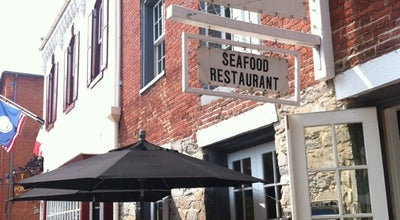 Photo of Seafood Restaurant The Wharf at 119 King St, Alexandria, VA 22314, United States