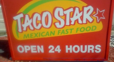 Photo of Mexican Restaurant Taco Star at 84th & Grant, Thornton, CO 80229, United States