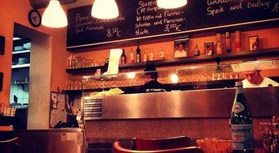 Photo of Italian Restaurant Da Roberto at Dellplatz 13, Duisburg 47051, Germany