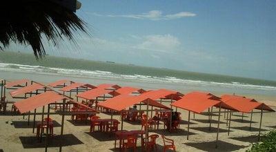 Photo of Seafood Restaurant Estrela D'alva do Gaúcho at Av. Litorânea, São Luís 65076-170, Brazil