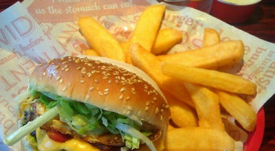 Photo of Burger Joint Red Robin Gourmet Burgers at 6420 Grand Ave, Gurnee, IL 60031, United States