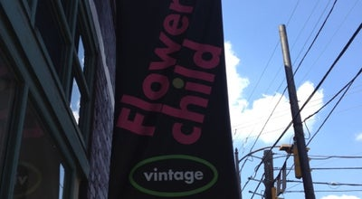 Photo of Thrift / Vintage Store Flower Child at 989 N High St, Columbus, OH 43201, United States