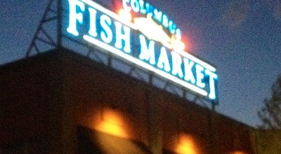 Photo of Seafood Restaurant Columbus Fish Market at 1245 Olentangy River Rd, Columbus, OH 43212, United States