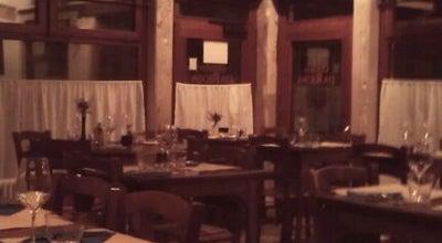 Photo of Seafood Restaurant Osteria da Rioba at Fondamenta De La Misericordia, Venezia 30121, Italy