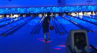 Photo of Bowling Alley Highland Park Lanes at 59th Avenue, Greeley, CO 80634, United States