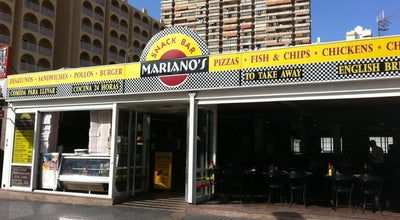 Photo of Burger Joint Casa Mariano's at C/ Girona 8, Benidorm 03503, Spain