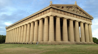 Photo of Art Museum The Parthenon at 2500 W End Ave, Nashville, TN 37232, United States