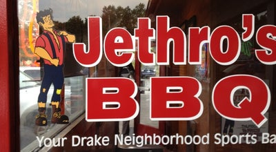 Photo of BBQ Joint Jethro's BBQ at 3102 Forest Ave, Des Moines, IA 50311, United States