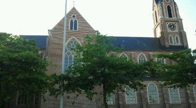 Photo of Historic Site Onder De Kerktoren van Strombeek at Sint Amandsplein, Grimbergen 1853, Belgium