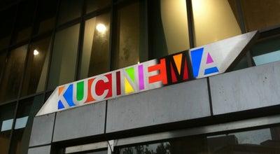 Photo of Indie Movie Theater KU시네마테크 (KU Cinematheque) at 광진구 능동로 120, 서울특별시 05029, South Korea