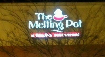 Photo of Fondue Restaurant The Melting Pot at 1618 Carl D Silver Pkwy, Fredericksburg, VA 22401, United States