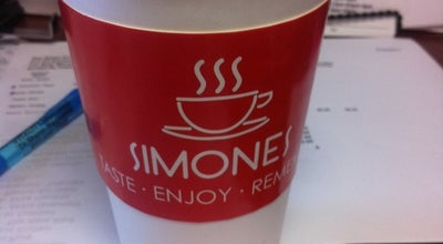 Photo of Coffee Shop Simones Coffee & Tea at 7818 Telegraph Rd, Ventura, CA 93004, United States