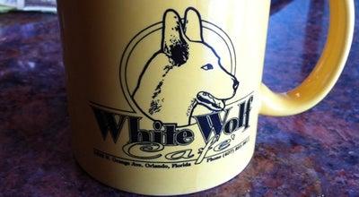 Photo of Restaurant White Wolf Cafe & Bar at 1829 North Orange Avenue, Orlando, FL 32804, United States