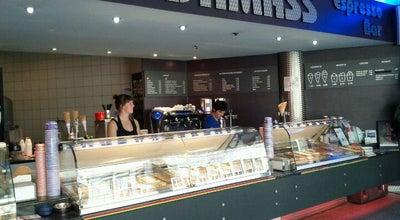 Photo of Ice Cream Shop Damass at Korenmarkt 1-3, Gent 9000, Belgium
