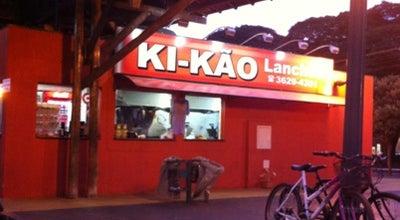 Photo of Burger Joint Kikão Lanches at Av. Brasil, Cianorte 87200-000, Brazil