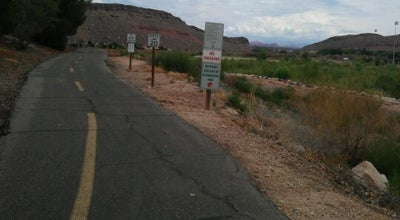 Photo of Trail Man O War Trailhead at St George, UT, United States