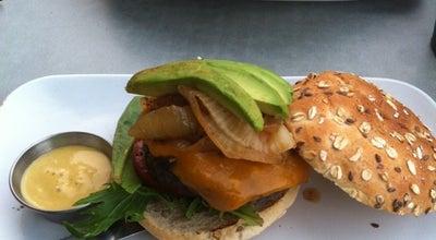Photo of Burger Joint The Counter - Houston at 4601 Washington Ave, Houston, TX 77007, United States
