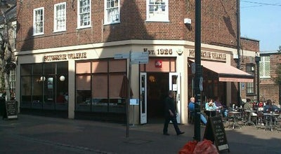 Photo of Cafe Patisserie Valerie - Canterbury at 23 High St, Canterbury CT1 2AY, United Kingdom