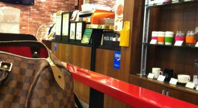 Photo of Coffee Shop HOLLYS COFFEE at 구미중앙로 44, 구미시, South Korea
