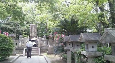 Photo of Temple 阪神競馬場 馬頭観世音菩薩 at Japan