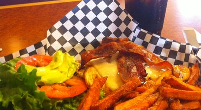 Photo of American Restaurant Blu Star Grill at 120 Market Place Ave, Mooresville, NC 28117, United States