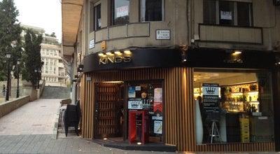 Photo of Cafe King's CoffeeBar at Pl. De La Catedral, 2, Albacete 02001, Spain